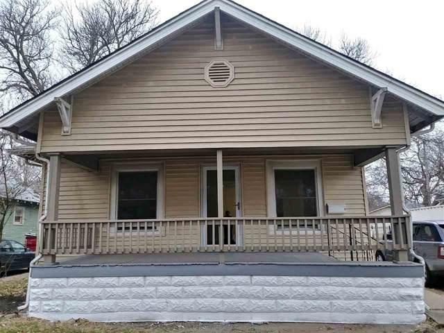 322 N Spruce, Wichita, KS 67214 (MLS #589572) :: Kirk Short's Wichita Home Team