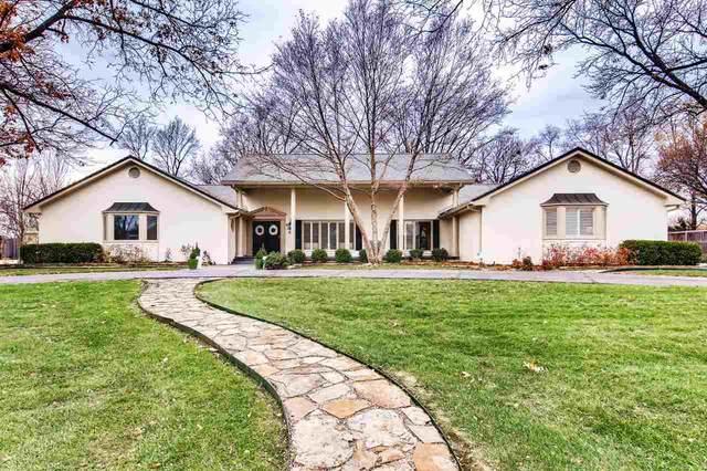 645 N Longford Ln, Wichita, KS 67206 (MLS #589576) :: Jamey & Liz Blubaugh Realtors