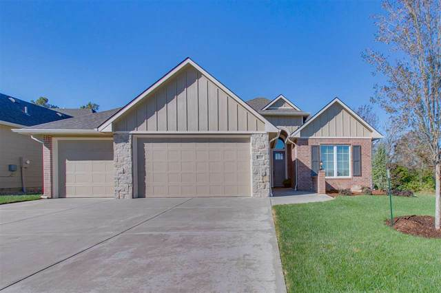 6237 E Central Park Ct, Bel Aire, KS 67220 (MLS #589577) :: Jamey & Liz Blubaugh Realtors
