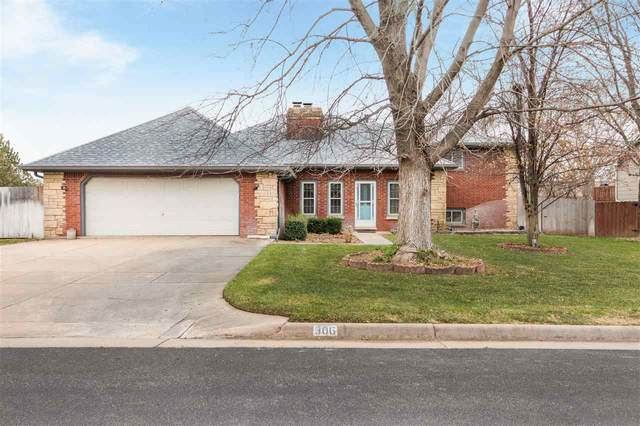 306 Village Rd, Andover, KS 67002 (MLS #589582) :: On The Move