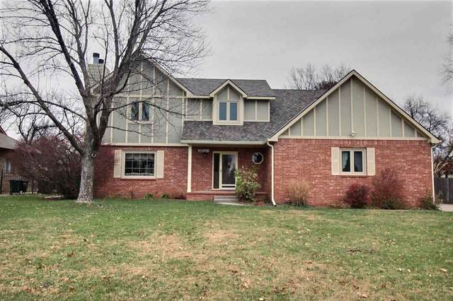 11632 W Oneil St, Wichita, KS 67212 (MLS #589587) :: On The Move