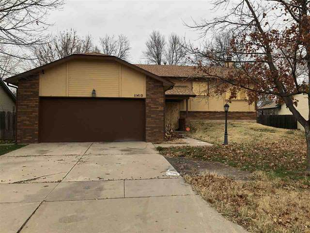 11410 W Bekemeyer St, Wichita, KS 67212 (MLS #589588) :: On The Move