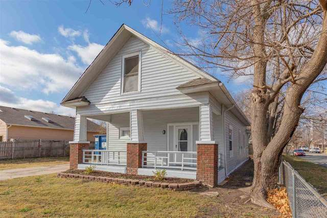 1401 S Saint Francis, Wichita, KS 67211 (MLS #589594) :: On The Move