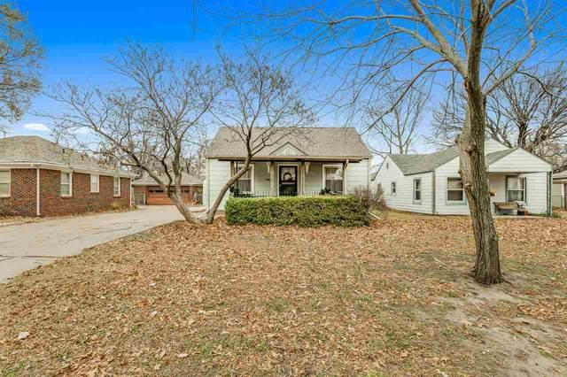 1948 N Hood St, Wichita, KS 67203 (MLS #589596) :: Jamey & Liz Blubaugh Realtors