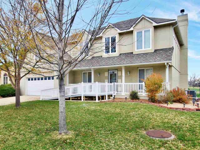 7406 E Cedaridge Cir, Wichita, KS 67226 (MLS #589597) :: Jamey & Liz Blubaugh Realtors