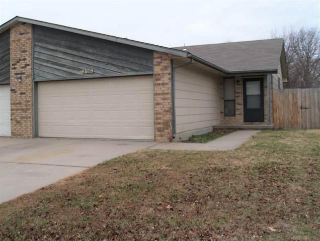 8818 E Bluestem St, Wichita, KS 67207 (MLS #589600) :: Jamey & Liz Blubaugh Realtors