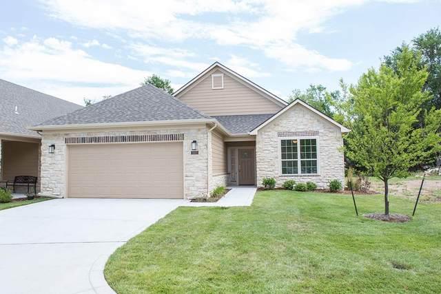 6546 W Collina St Salerno Model, Wichita, KS 67205 (MLS #589613) :: Kirk Short's Wichita Home Team