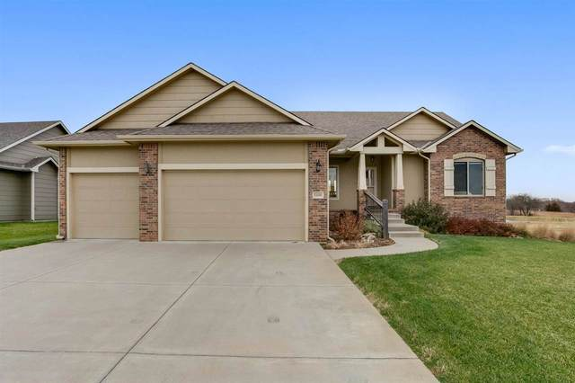 1440 Jason Dr, El Dorado, KS 67042 (MLS #589622) :: Kirk Short's Wichita Home Team