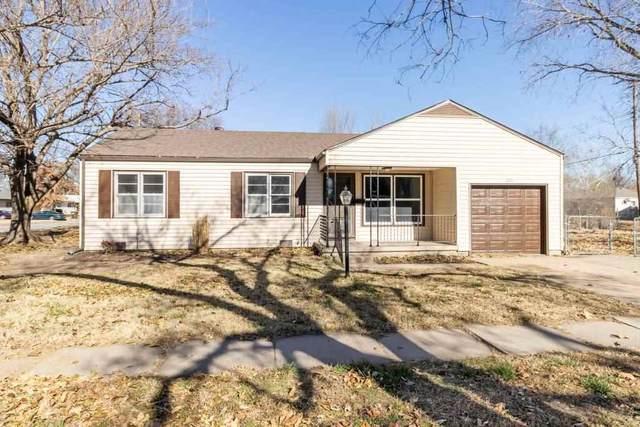 620 W 27th St S, Wichita, KS 67217 (MLS #589624) :: Kirk Short's Wichita Home Team