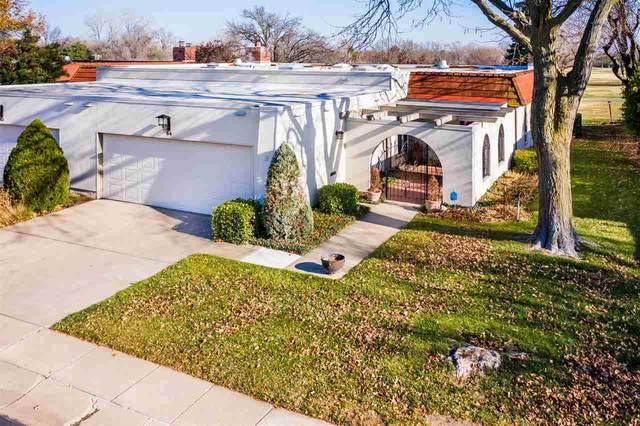 64 E Via Verde St, Wichita, KS 67230 (MLS #589630) :: Kirk Short's Wichita Home Team
