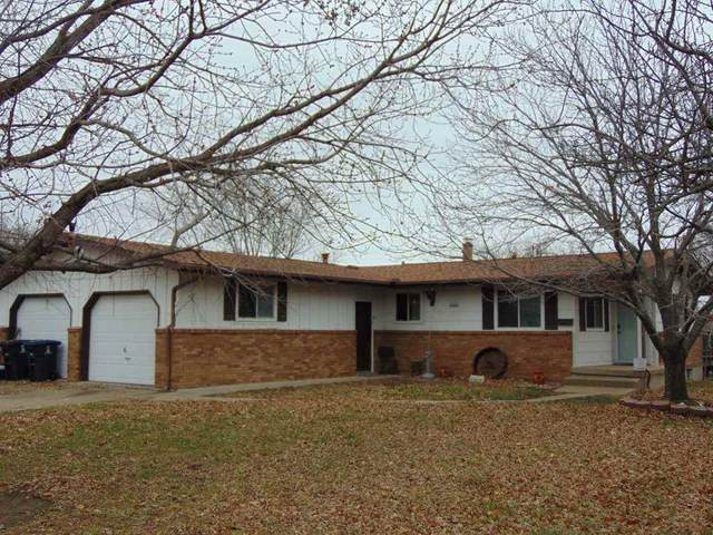630 N Village Rd, El Dorado, KS 67042 (MLS #589632) :: Kirk Short's Wichita Home Team