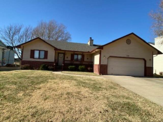 1137 Burrows, Belle Plaine, KS 67013 (MLS #589635) :: Preister and Partners | Keller Williams Hometown Partners