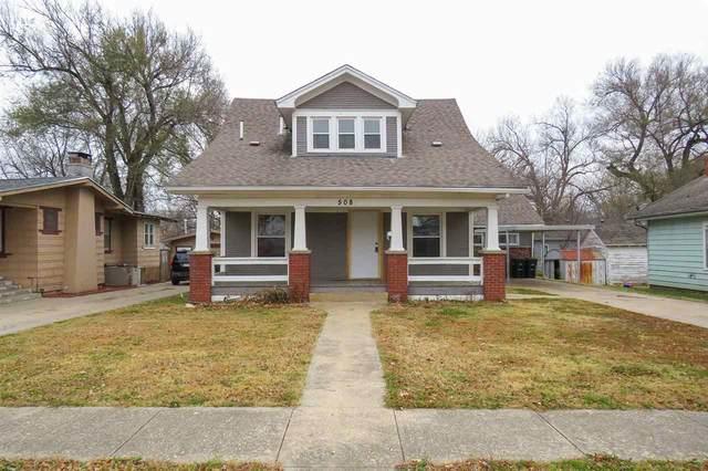 508 N Atchison St, El Dorado, KS 67042 (MLS #589641) :: Pinnacle Realty Group
