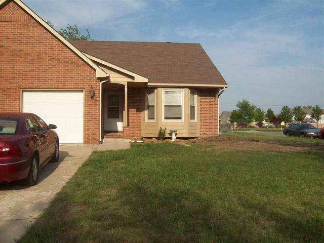 1836 S Stacey St, Wichita, KS 67207 (MLS #589646) :: Preister and Partners | Keller Williams Hometown Partners