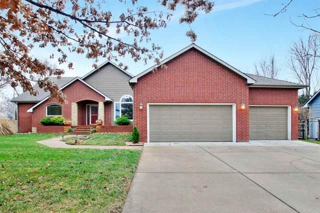 626 Glendevon Rd, Andover, KS 67002 (MLS #589648) :: Pinnacle Realty Group