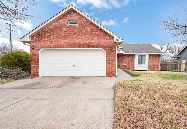3796 N Rushwood Ct, Wichita, KS 67226 (MLS #589649) :: Kirk Short's Wichita Home Team