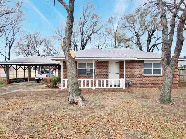 1211 N Curtis St, Wichita, KS 67212 (MLS #589657) :: Pinnacle Realty Group