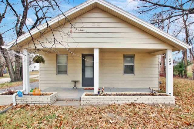 1201 N Custer St, Wichita, KS 67203 (MLS #589659) :: Pinnacle Realty Group