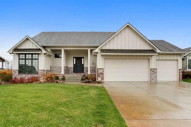 4303 N Ridge Port St, Wichita, KS 67205 (MLS #589660) :: Jamey & Liz Blubaugh Realtors