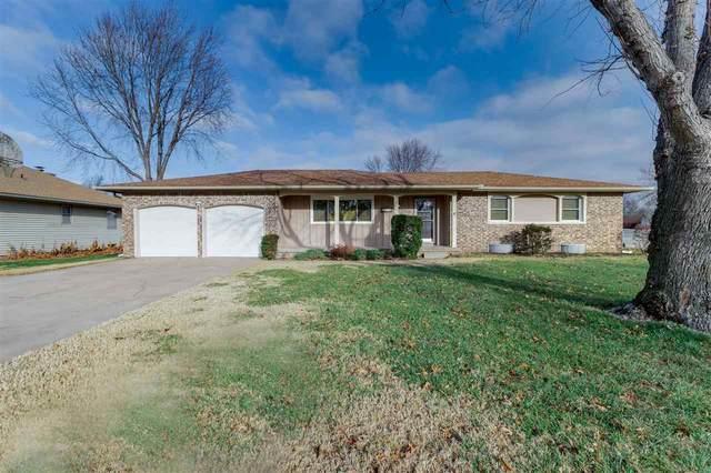 3951 N Friar Ln, Wichita, KS 67204 (MLS #589665) :: Pinnacle Realty Group