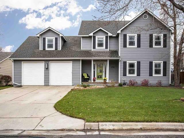 2708 N Cranberry, Wichita, KS 67226 (MLS #589669) :: Kirk Short's Wichita Home Team