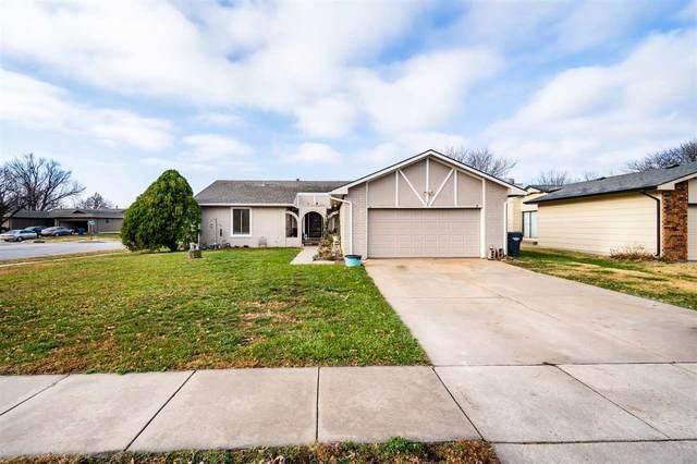 2063 S Flynn St, Wichita, KS 67207 (MLS #589675) :: Preister and Partners | Keller Williams Hometown Partners
