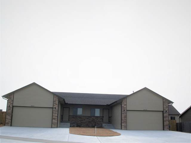 2439 & 2441 E Quivira St, Kechi, KS 67067 (MLS #589683) :: Kirk Short's Wichita Home Team