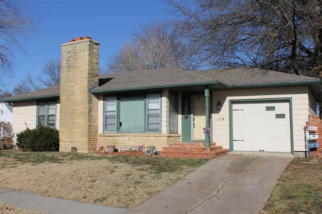 120 W 5th Ave, Buhler, KS 67522 (MLS #589684) :: Jamey & Liz Blubaugh Realtors