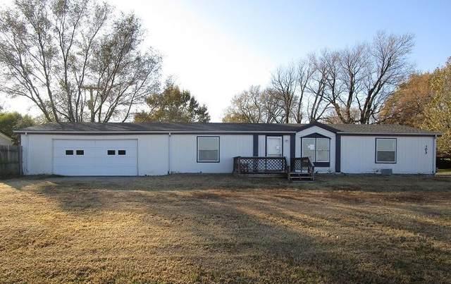 203 S Haven Rd, Haven, KS 67543 (MLS #589695) :: Jamey & Liz Blubaugh Realtors