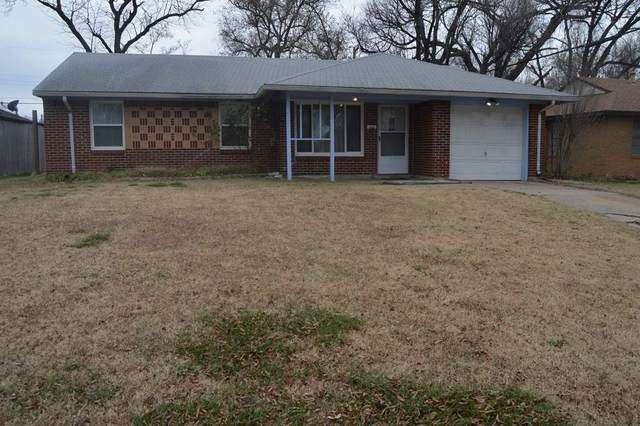 2231 S Hiram St, Wichita, KS 67213 (MLS #589715) :: Pinnacle Realty Group