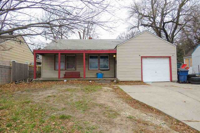 637 N Oliver Ave, Wichita, KS 67208 (MLS #589719) :: Pinnacle Realty Group