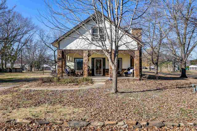 229 N Willow St, Douglass, KS 67039 (MLS #589720) :: Pinnacle Realty Group