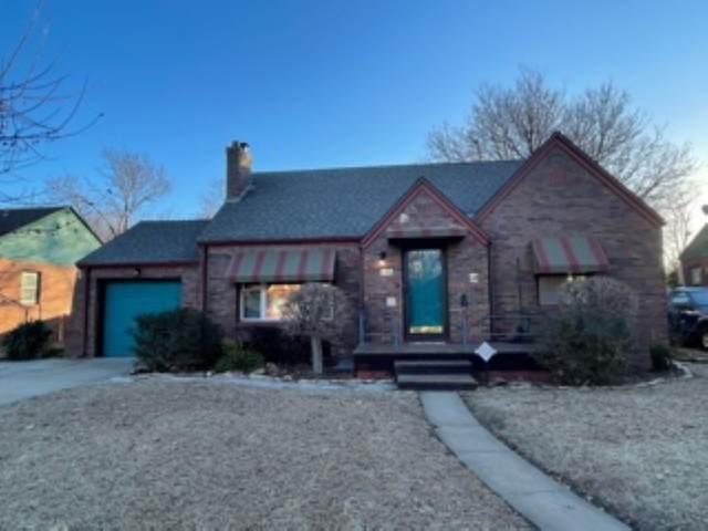 226 S Minneapolis Ave, Wichita, KS 67211 (MLS #589726) :: Preister and Partners   Keller Williams Hometown Partners