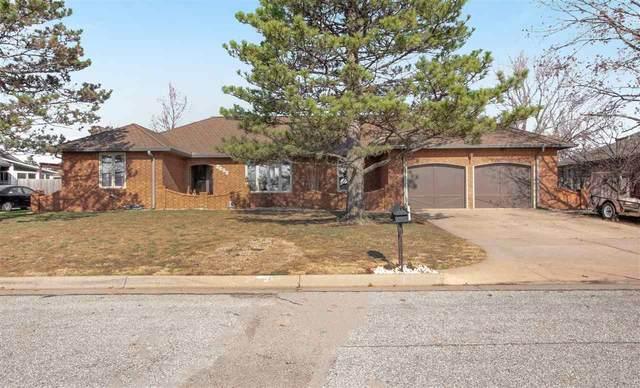 2606 W Milro St, Wichita, KS 67204 (MLS #589734) :: Pinnacle Realty Group