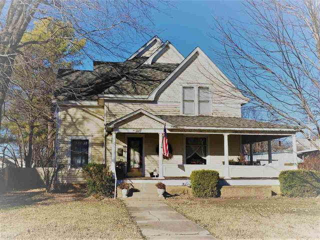316 W 9th Ave, Winfield, KS 67156 (MLS #589739) :: On The Move