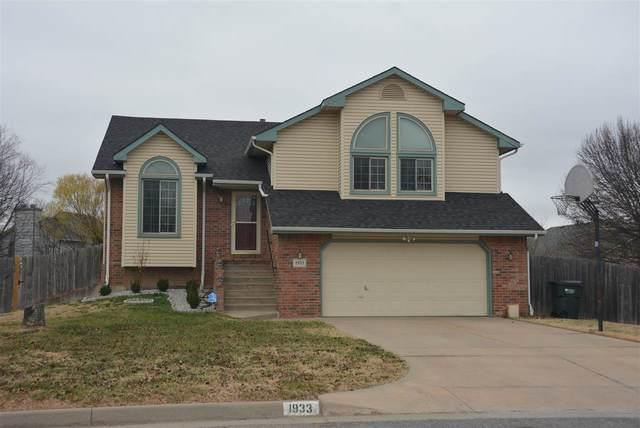 1933 S Stacey St, Wichita, KS 67207 (MLS #589740) :: Preister and Partners | Keller Williams Hometown Partners