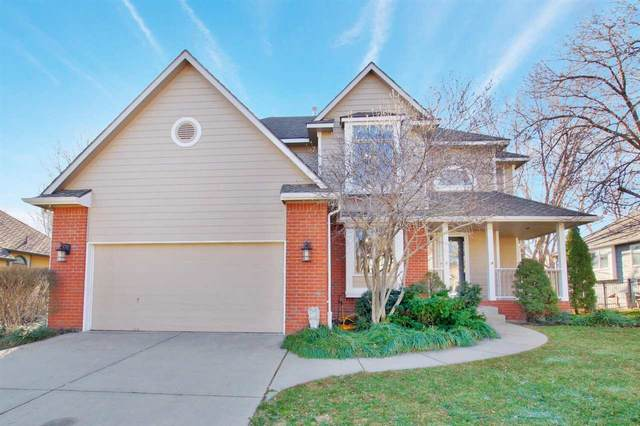 1237 N Bracken Ct, Wichita, KS 67206 (MLS #589766) :: Jamey & Liz Blubaugh Realtors