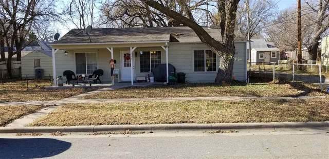 117 S Plum St, Newton, KS 67114 (MLS #589782) :: Preister and Partners   Keller Williams Hometown Partners