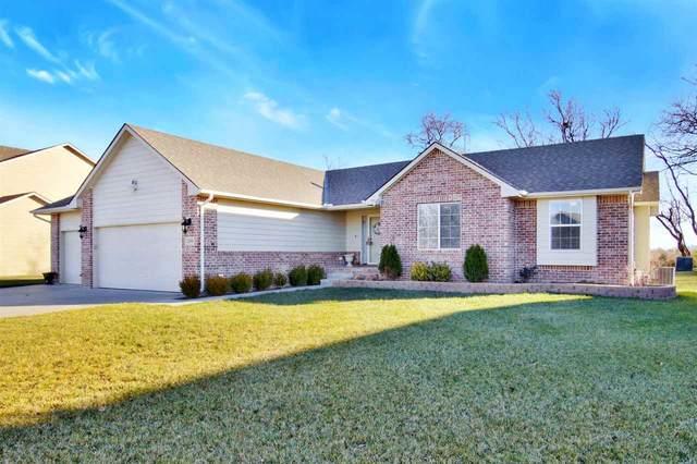 2202 S Cranbrook St, Wichita, KS 67207 (MLS #589783) :: Preister and Partners   Keller Williams Hometown Partners