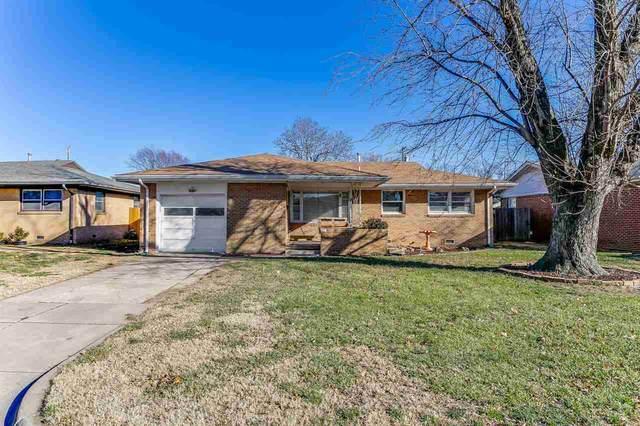 2342 S Millwood St, Wichita, KS 67213 (MLS #589784) :: Preister and Partners   Keller Williams Hometown Partners