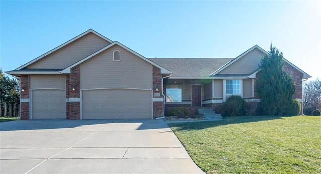 1042 S Glenmoor Ct, Wichita, KS 67207 (MLS #589785) :: Preister and Partners   Keller Williams Hometown Partners