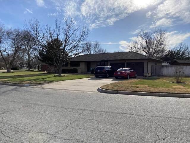 2231 W Westport St, Wichita, KS 67203 (MLS #589792) :: Preister and Partners   Keller Williams Hometown Partners