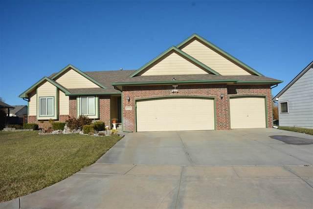 12310 E Zimmerly Ct, Wichita, KS 67207 (MLS #589793) :: On The Move