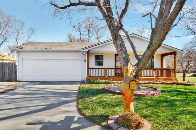 3 N Park Ct, Valley Center, KS 67147 (MLS #589794) :: Jamey & Liz Blubaugh Realtors