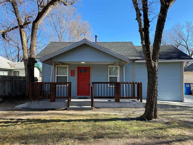 218 N Poplar St, Douglass, KS 67039 (MLS #589797) :: On The Move