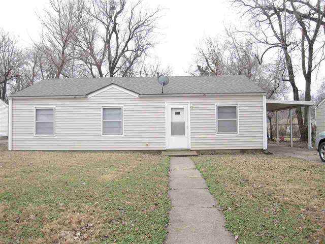 1219 E Charleston Dr, Park City, KS 67219 (MLS #589798) :: Kirk Short's Wichita Home Team