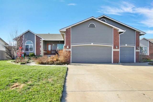 12038 W Grant Ct, Wichita, KS 67235 (MLS #589827) :: Pinnacle Realty Group