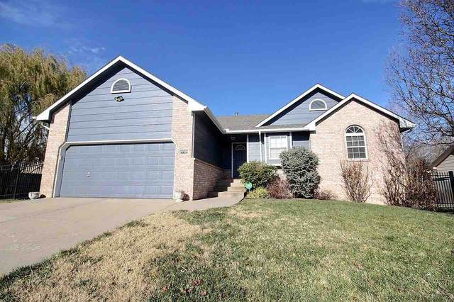 8810 W Meadow Knoll St., Wichita, KS 67205 (MLS #589833) :: Pinnacle Realty Group