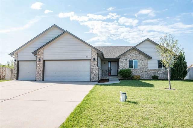 1818 N Nickelton Ct, Wichita, KS 67235 (MLS #589853) :: Kirk Short's Wichita Home Team