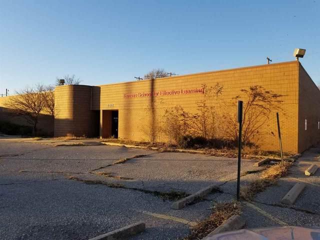 2212 E Central, Wichita, KS 67214 (MLS #589866) :: Kirk Short's Wichita Home Team